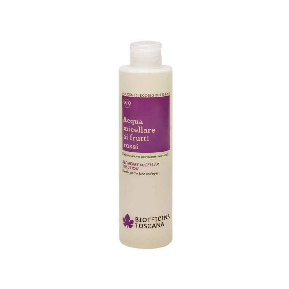 Red berry micellar solution