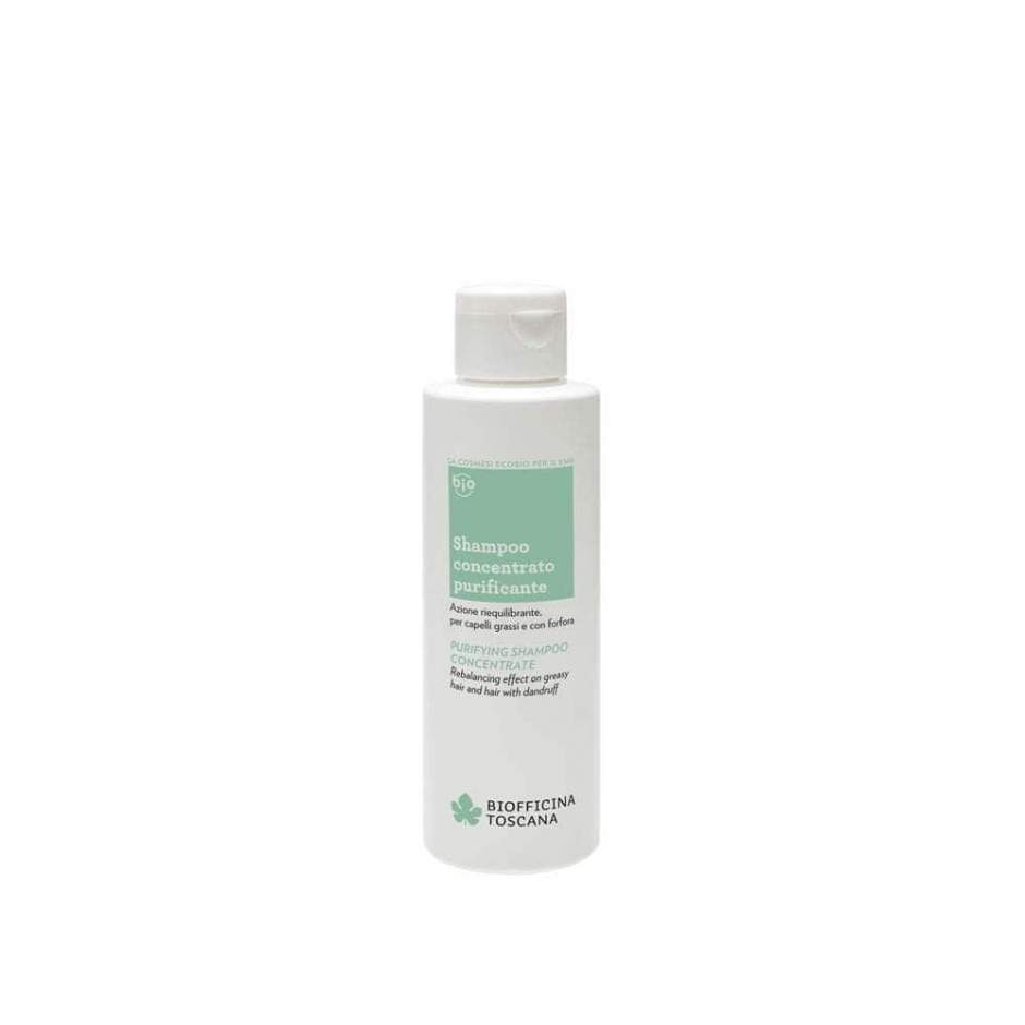 Purifyng shampoo concentrate
