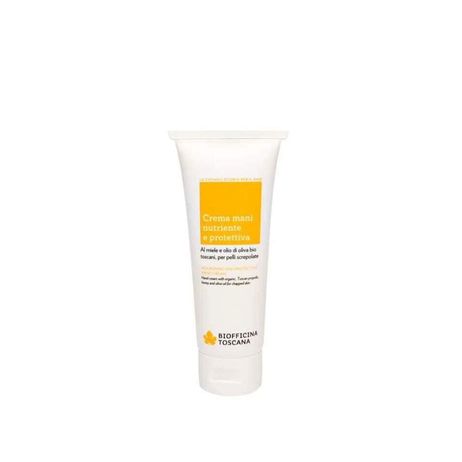 Nourishing and protective hand cream